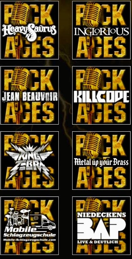 RockofAges Bands